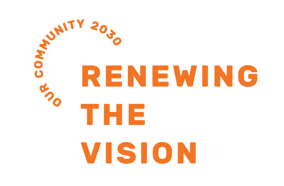 Our Community 2030 - Renewing the Vision